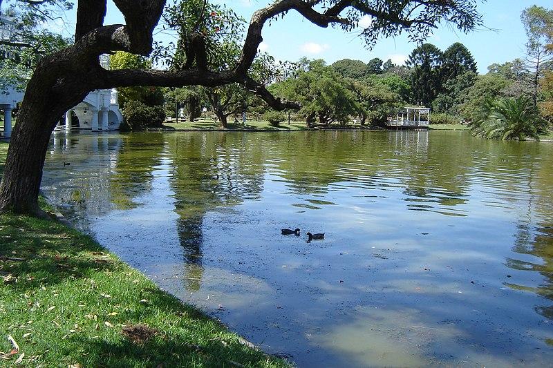 Parque Tres de febrero, Palermo