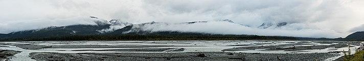Parque natural provincial Tatshenshini-Alsek, Yukón, Canadá, 2017-08-25, DD 103-109 PAN.jpg