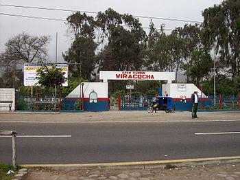 Parquezonalwiracocha