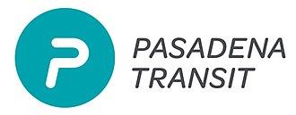 Pasadena Transit - Image: Pasadena Transit Logo