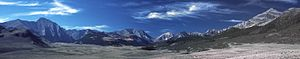 Lost River Range - Image: Pashimeroi Valley ID