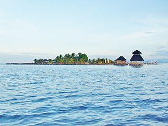 Santa Cruz, Davao del Sur - Passig Islet