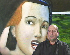 Pat Andrea - The artist and his work, 1995