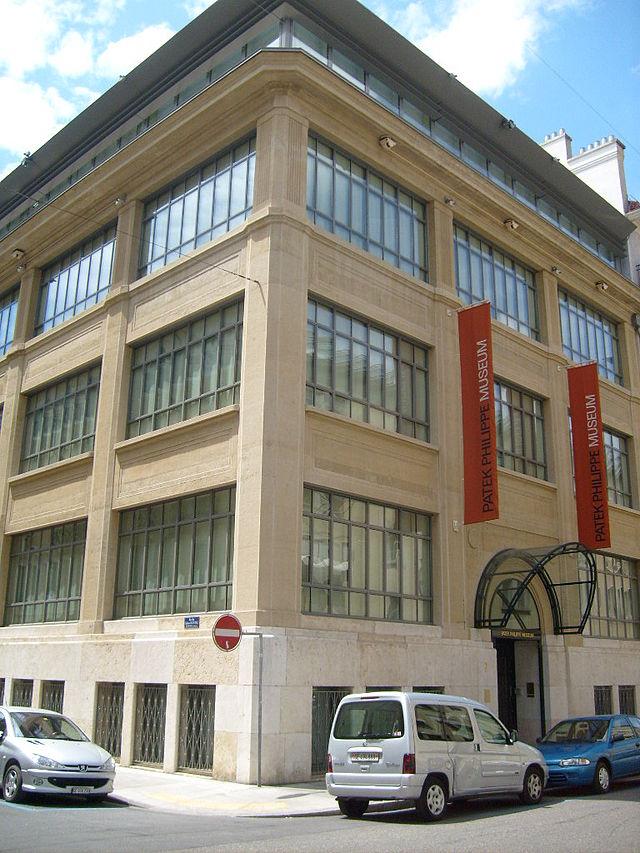 Patek Philippe Museum_1