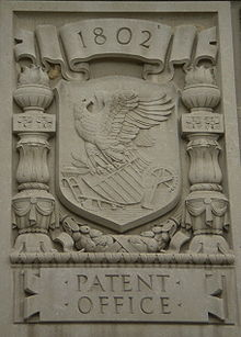 Imágenes numeradas. - Página 33 220px-Patent_Office_relief_on_the_Herbert_C._Hoover_Building