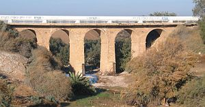 Merhavim Regional Council - Image: Patish bridge 5