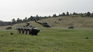 Patria AMV and Bell-412.jpg