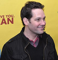 O actor estatounitense Paul Rudd, en una imachen de 2009.
