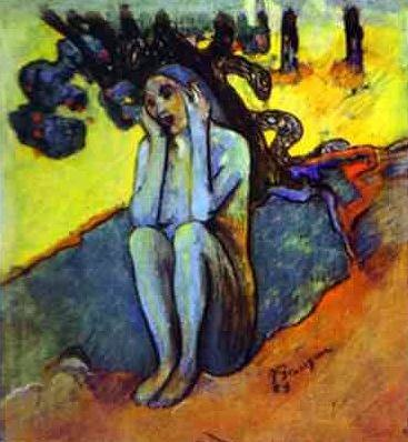 Paul Gauguin- Eve - Don't Listen to the Liar