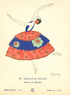 Paulette Duval Argentine actress