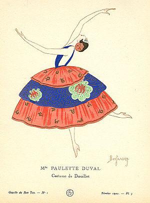 Paulette Duval - Image: Pauletteduval