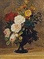 Pauline Koudelka-Schmerling - Blumenstrauß in antiker Vase - 5811 - Österreichische Galerie Belvedere.jpg