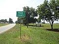 Peach County limit, US341sb.JPG
