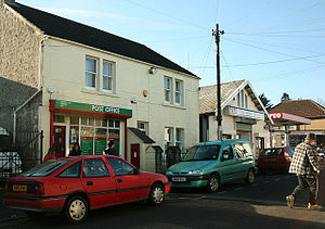 Peasedown St John - Shops