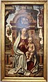 Pedro berruguete, madonna in trono col bambino, 1475 ca. 01.JPG