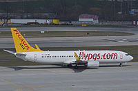 TC-AZP - B738 - Pegasus Airlines