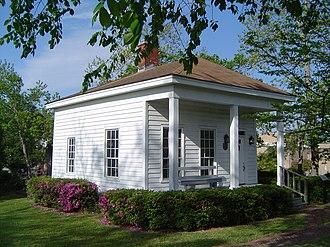 Pelletier House - Pelletier House, photo taken April, 2005
