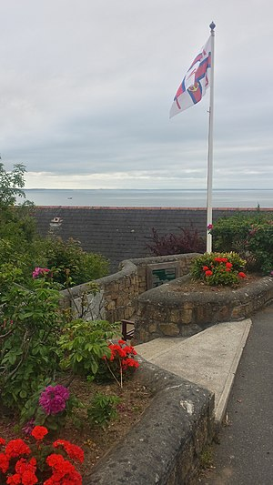 Penlee lifeboat disaster - The memorial garden at Penlee