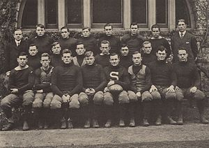 1908 Penn State Nittany Lions football team - Image: Penn State Football 1908
