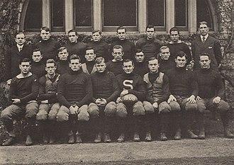 1908 Penn State Nittany Lions football team - Image: Penn State Football 1908