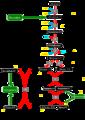 Pentose phosphate pathway-es.png