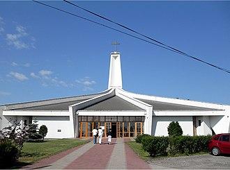 Pereš - Church of the Holy Trinity in Pereš