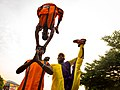 Performance Acrobats from Northern Nigeria.jpg