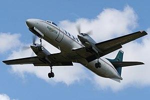 84c7f3bebb Fairchild Swearingen Metroliner - Wikipedia