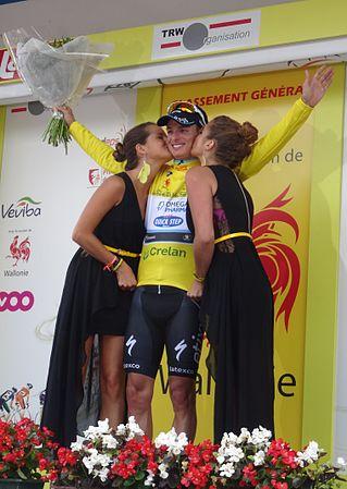Perwez - Tour de Wallonie, étape 2, 27 juillet 2014, arrivée (D15).JPG