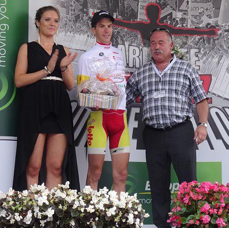 Perwez - Tour de Wallonie, étape 2, 27 juillet 2014, arrivée (D28).JPG