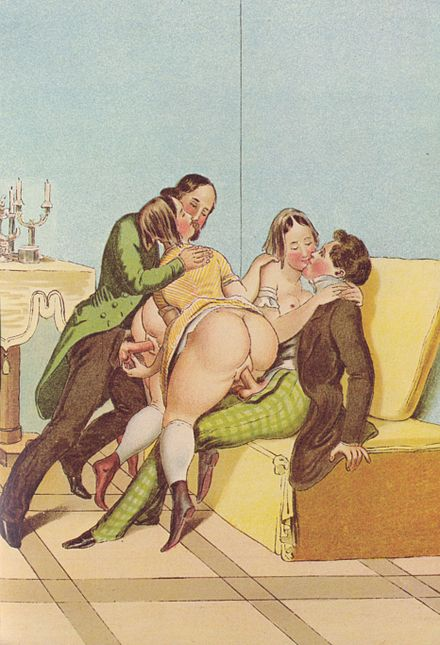 анальный секс в средние века № 78102