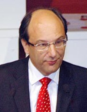 Gibraltar Social Democrats - Former Leader and founder of the GSD, Peter Caruana, QC