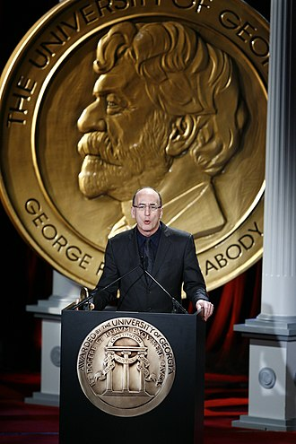 Peter Gelb - Peter Gelb at the 68th Annual Peabody Awards for The Metropolitan Opera