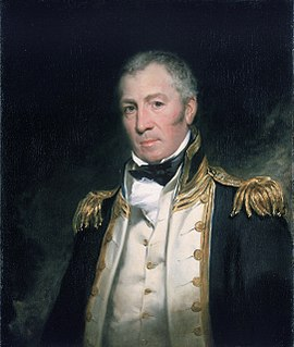 British naval officer