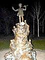 Peter Pan Statue, Kensington Gardens in March 2011 01.jpg