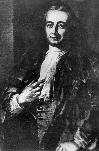 Von der Leyen (family from Krefeld) - Image: Peter von der Leyen (1697 1742)