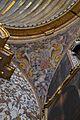 Petxina amb escut al fresc, església de santa Úrsula de València.JPG