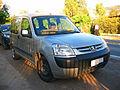 Peugeot Partner 1.6 HDi Totem 2008 (13859158644).jpg