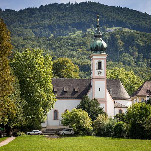 Pfarrkirche Aigen (Salzburg)