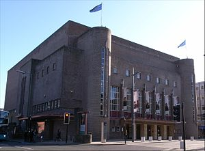 Royal Liverpool Philharmonic - Image: Philharmonic Hall Liverpool