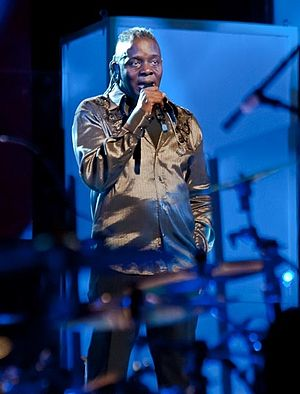Philip Bailey - Philip Bailey performing in 2011