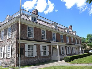 Westchester County, New York - Philipse Manor Hall in Yonkers