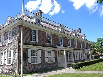 Philipse Manor Hall in Yonkers Philipse Manor SE jeh.jpg