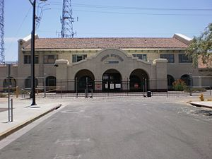 Winnie Ruth Judd - 2010 photo of Phoenix's Union Station where Judd departed with the trunks for Los Angeles