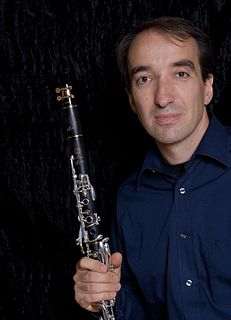 Jean-Marc Fessard French clarinetist