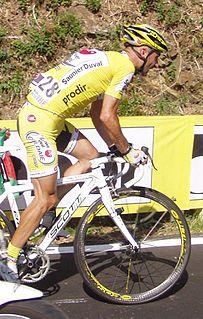 Leonardo Piepoli road bicycle racer