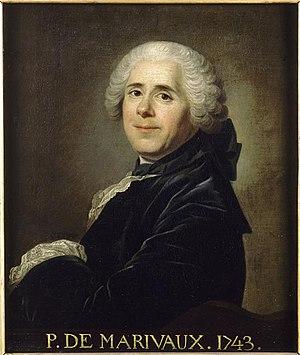 Pierre de Marivaux cover