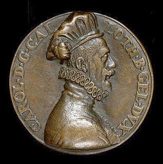 Charles II, Duke of Lorraine Duke of Lorraine
