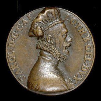 Charles II, Duke of Lorraine - Charles II, Duke of Lorraine by Pierre Woeiriot