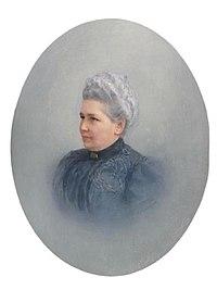 Piet Mondriaan - Portret van Louise Charlotte Mathilde van den Bosch (1843-1907) - A272 - Piet Mondrian, catalogue raisonné.jpg